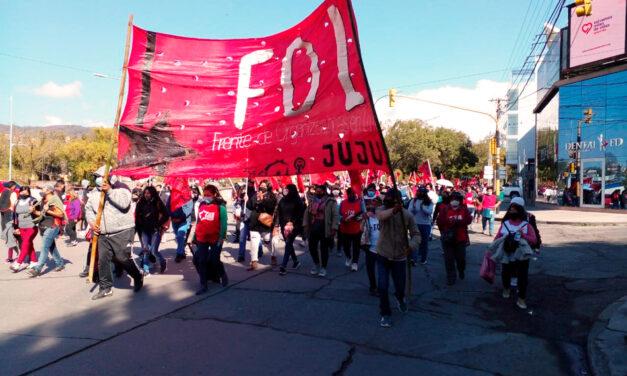 Organizaciones sociales piden por tierras