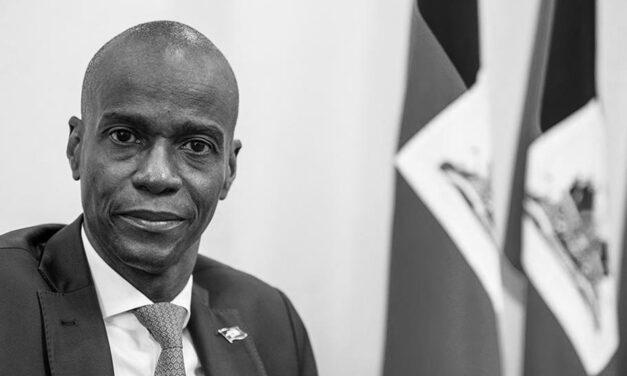 Asesinaron al presidente de Haití