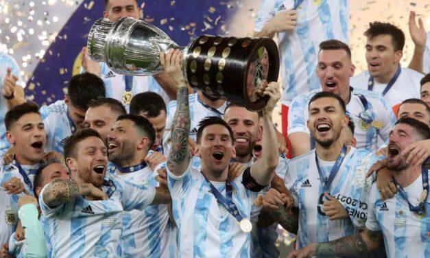 Maracanazo: Argentina Campeón de América ante Brasil