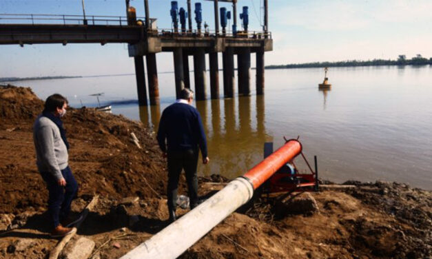 Paraná: medidas para aliviar la crisis hídrica