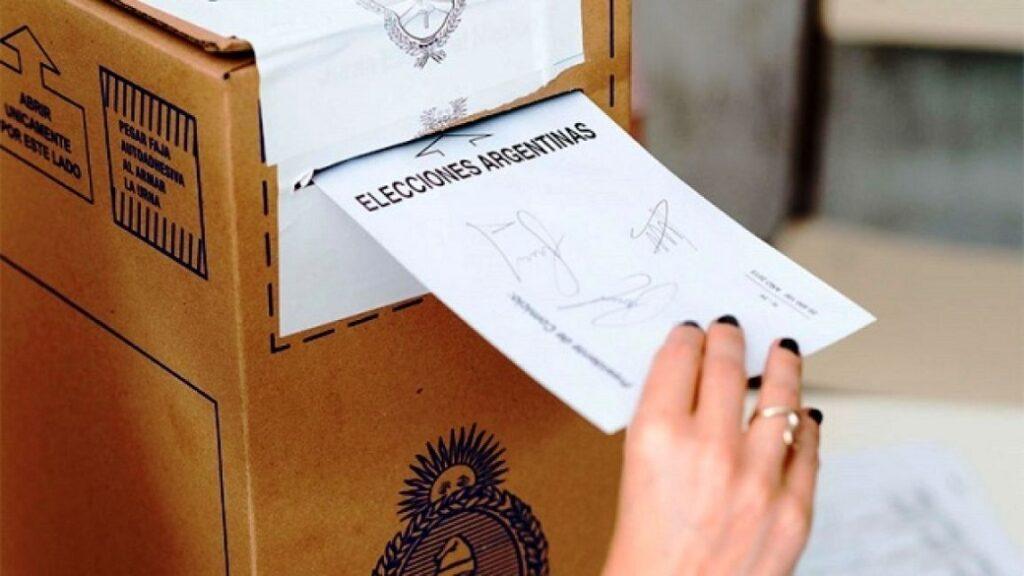 Las elecciones PASO para elegir a los próximos miembros del poder legislativo se celebrarán el día 12 de septiembre.
