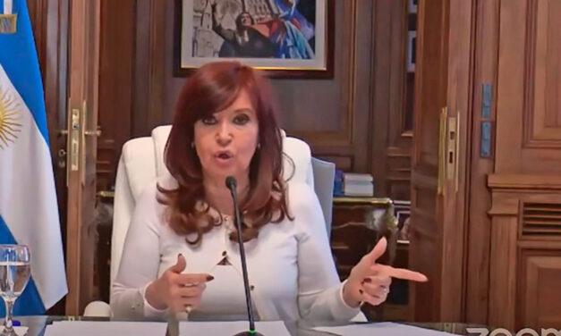 Cristina Fernández de Kirchner declaró ante tribunales