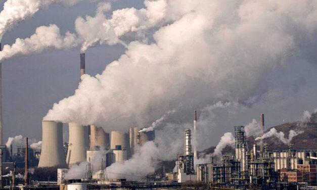Desalentadores pronósticos: las emisiones contaminantes mundiales podrían alcanzar un nuevo récord hacia 2023