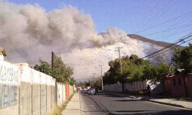 Preocupan nuevos focos de incendios forestales en Córdoba