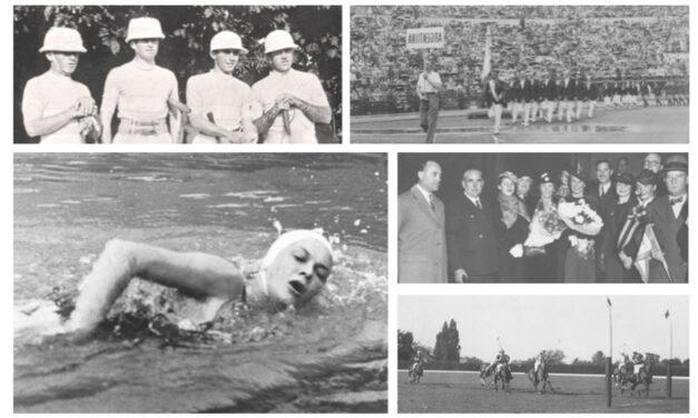 La historia olímpica de Argentina