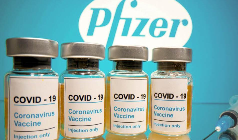 En el marco de la segunda ola de COVID-19 la ministra de salud Carla Vizzotti anunció hoy la firma del acuerdo con el laboratorio Pfizer.