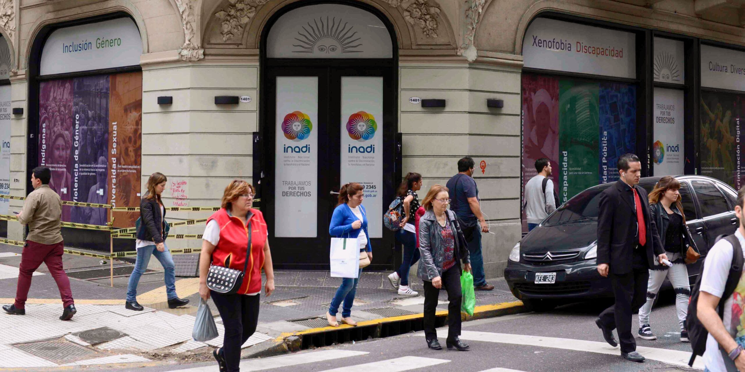 El INADI dictaminó que los dichos de Alberto Fernández no son discriminatorios