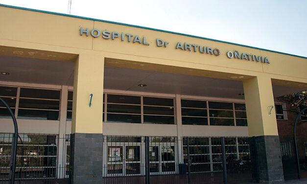 Despiden a una trabajadora con problemas de salud del Hospital Oñativia