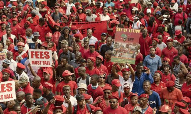 Sudáfrica: protestas, encarcelamientos y 337 muertes