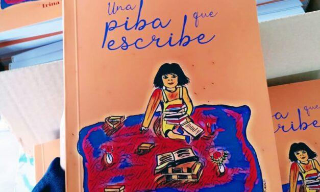 """""""Una piba que escribe"""" por Irina López"""