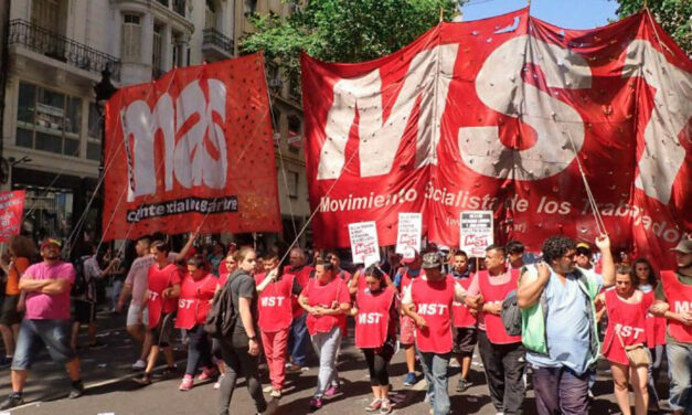 """""""Revolucionar la Izquierda'', las diferencias hacia adentro del FIT – Unidad"""