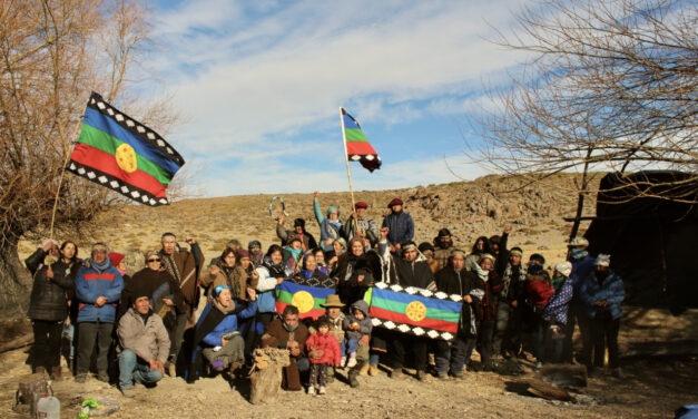 Comunidades Mapuche y Tehuelche se unen contra la Minería