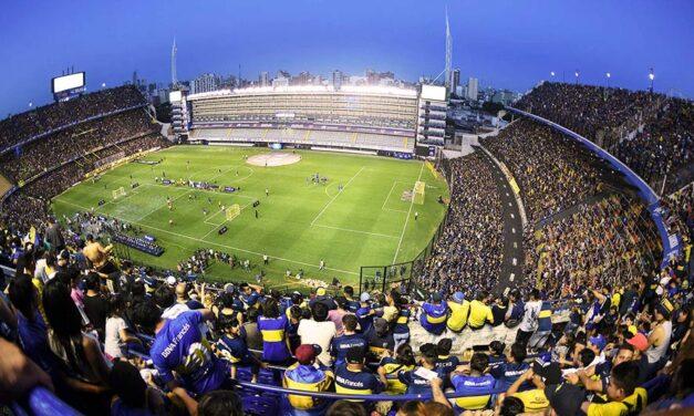 Público en los estadios, cada vez más cerca