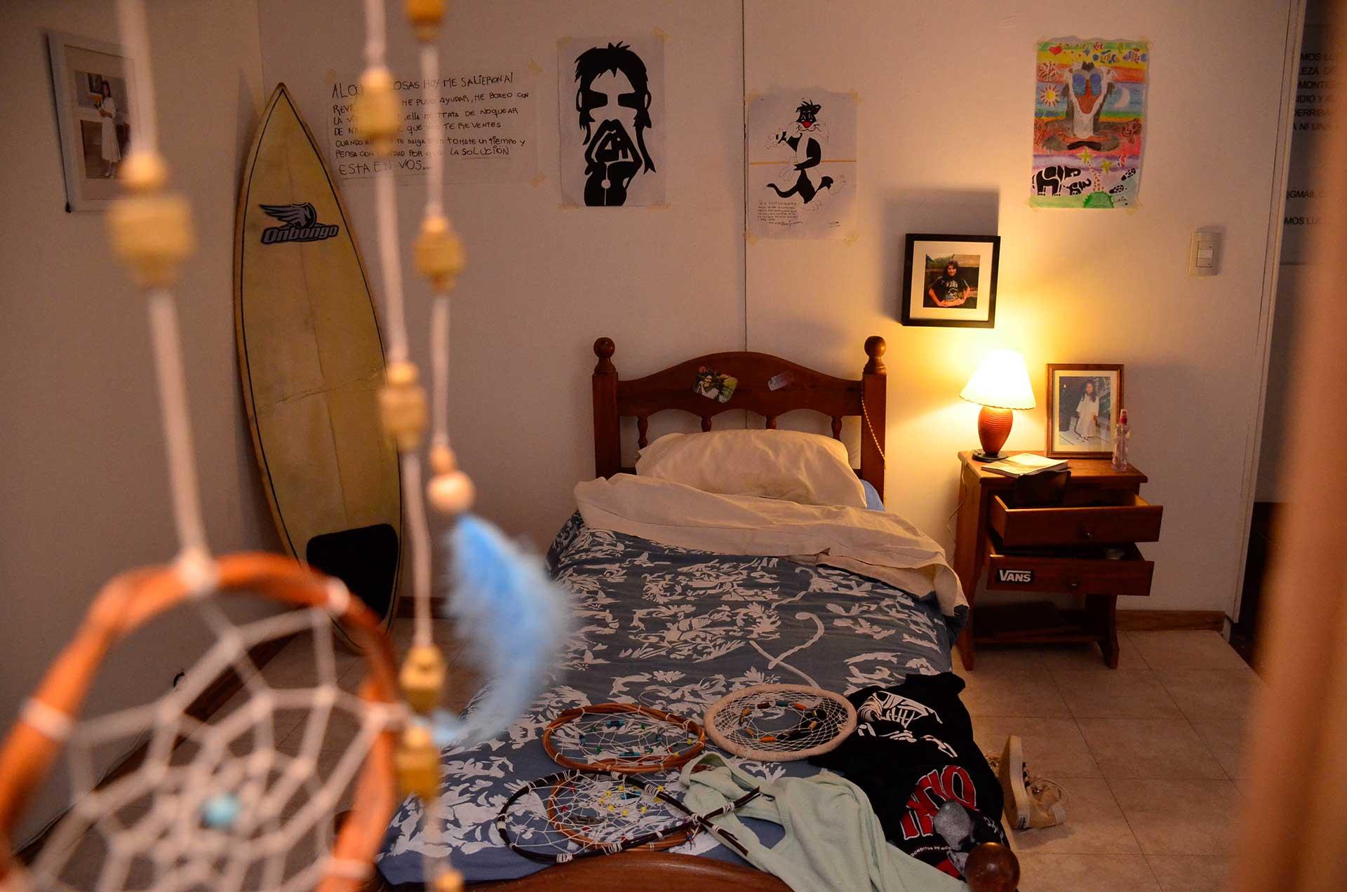 El cuarto de Lucía