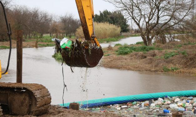 Limpieza en arroyos de la Cuenca Matanza Riachuelo