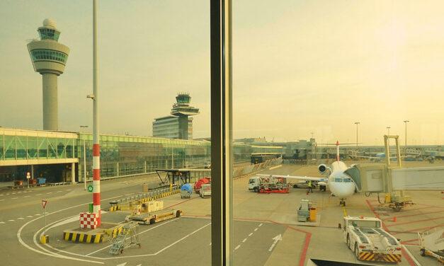 Sobrevolando en estrés: aeropuertos desde adentro