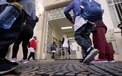 Buenos Aires: vuelta a clases presenciales después del receso invernal