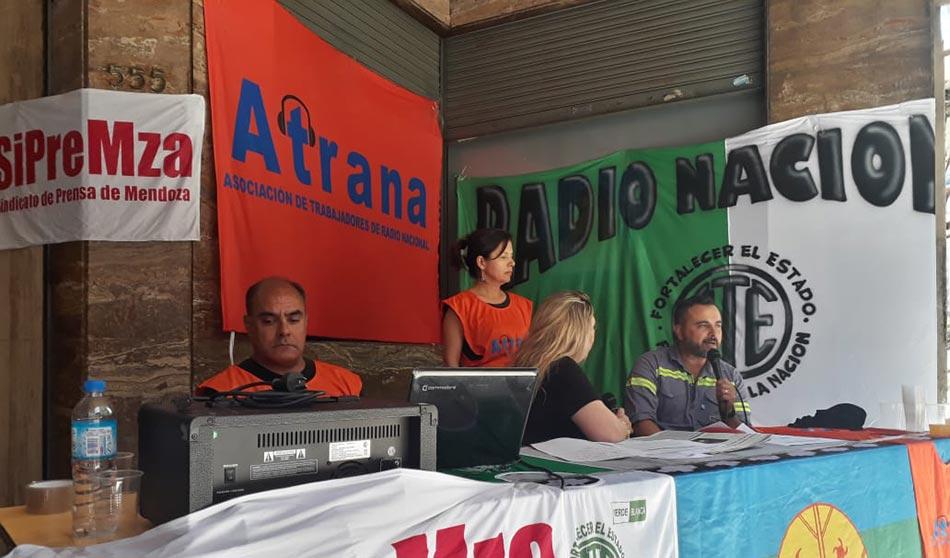Paro Radio Nacional