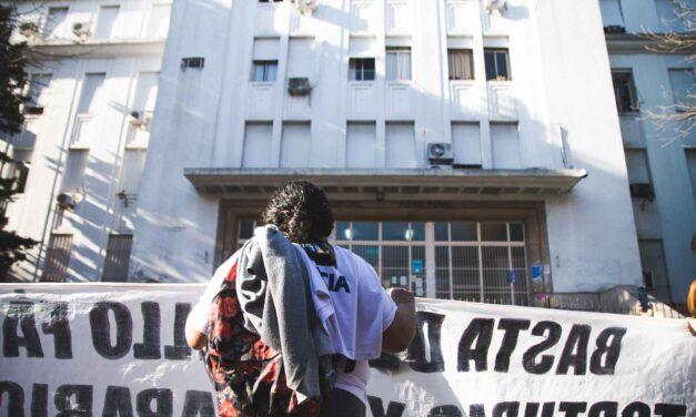 Marcha contra la impunidad y violencia estatal