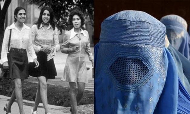 Las mujeres afganas, una historia de violencia y colonización