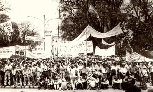 50 años del Movimiento Agrario de Misiones