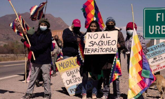 Jujuy: Denuncian Terrenos en venta en la Quebrada de Humahuaca