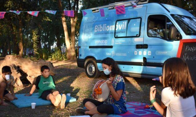 Bibliomóviles: retorno a la provincia de Buenos Aires