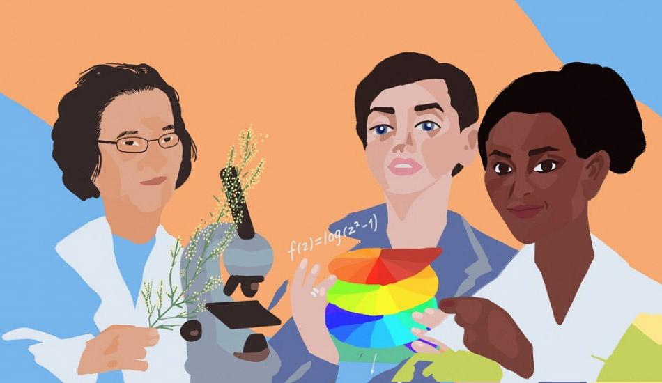 Mujeres ciencia y tecnología