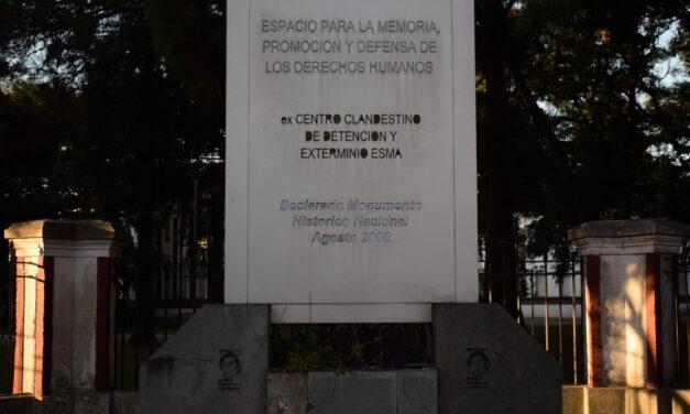 La Ex Esma y su postulación como patrimonio mundial de la Unesco