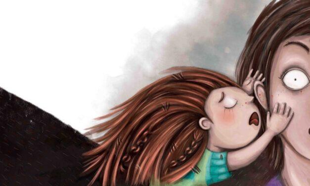"""""""Sola en el bosque"""": un libro para infancias sin abuso"""