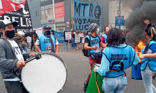Allanamiento y hostigación policial en Lomas de Zamora