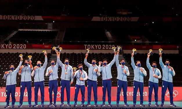 Juegos Olímpicos de Tokio 2020: Jornada 15