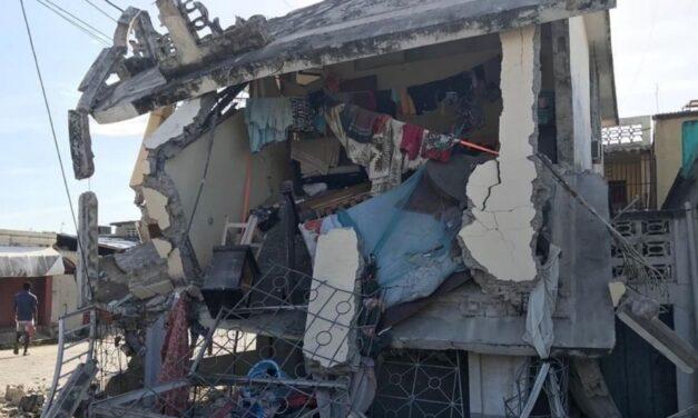 Sismo en Haití: más de 300 muertes