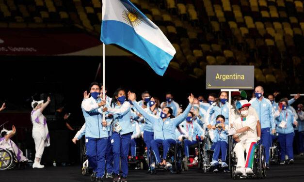 Juegos Paralímpicos Tokio 2020: actividad de les atletas argentines