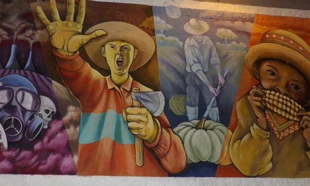 Décimo encuentro de muralismo y arte público en Corrientes