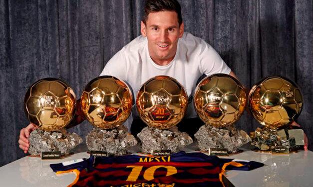 Messi 10×10: la leyenda del Barcelona y sus números
