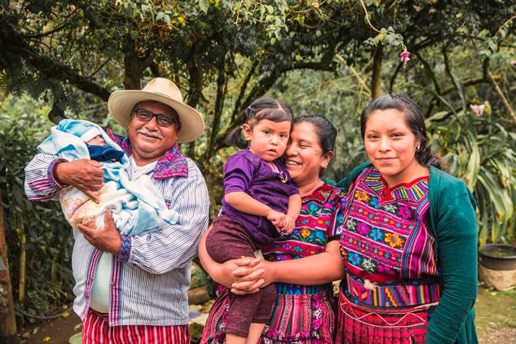 Guatemala población indígena