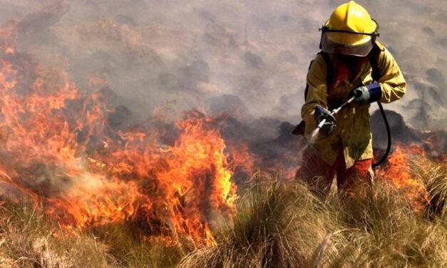 Córdoba en alerta ambiental por nuevos incendios forestales