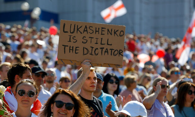 Bielorrusia: El presidente denunció un intento de golpe de Estado