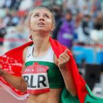 Atleta Bielorrusa pidió asilo político