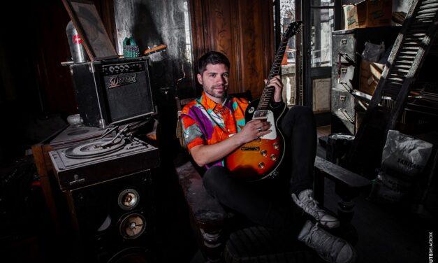 Iván Salo editó su nuevo disco «Decantado»