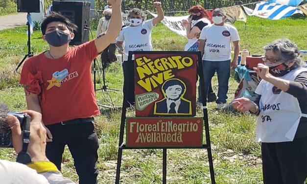 """Acto a 2 años del señalamiento de """"El Campito"""" como Sitio de Memoria"""