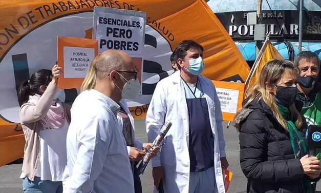 Paro de 48 horas en hospitales de Córdoba