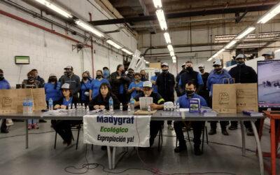 Madygraf, siete años de trabajo cooperativo y resistencia