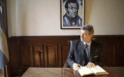 La Corte Suprema de Justicia designó a Horacio Rosatti como su nuevo presidente