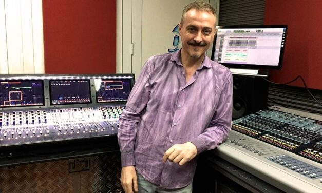 Pedro Aznar trabaja en la remasterización del primer álbum de Serú Girán