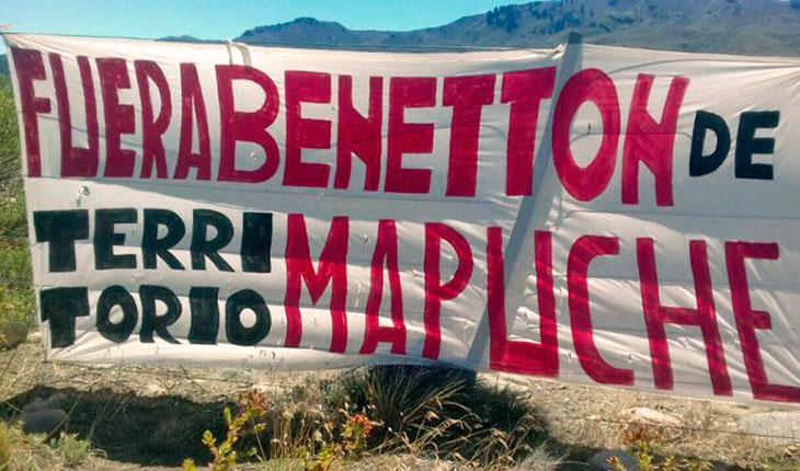 Mapuche Benetton