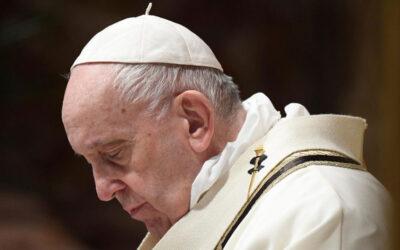 El Papa Francisco denunció que lo dieron por muerto