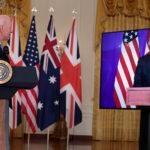 Estados Unidos, Reino Unido y Australia sellaron un pacto que incomoda a China