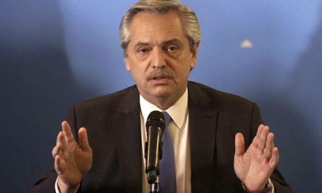 Alberto Fernández dio declaraciones sobre la situación que está viviendo el gobierno